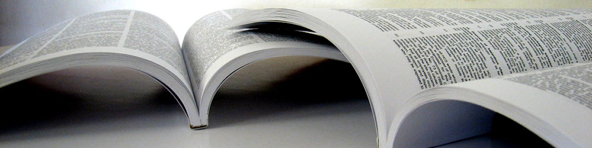 Book Printing & Perfect Binding Services in Nelspruit, Mpumalanga