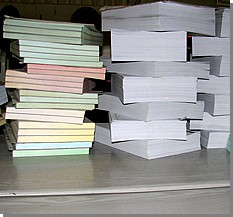 Finishings - Bindery