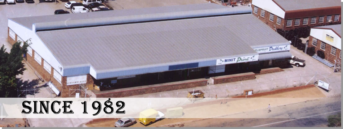 Minit Print Nelspruit, Printing Press, Factory & Company in Mpumalanga